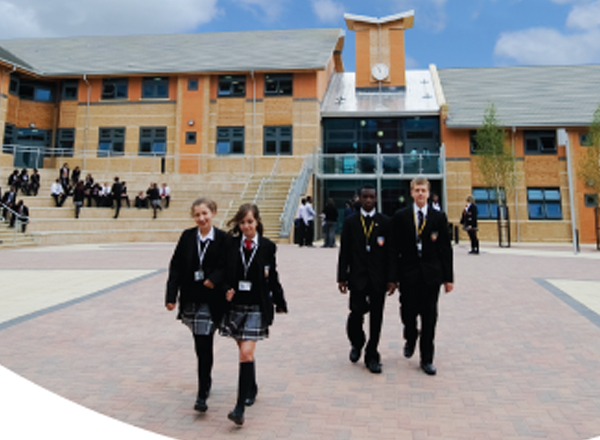 St Mary's – First Herts School to adopt 'whole school' strategy